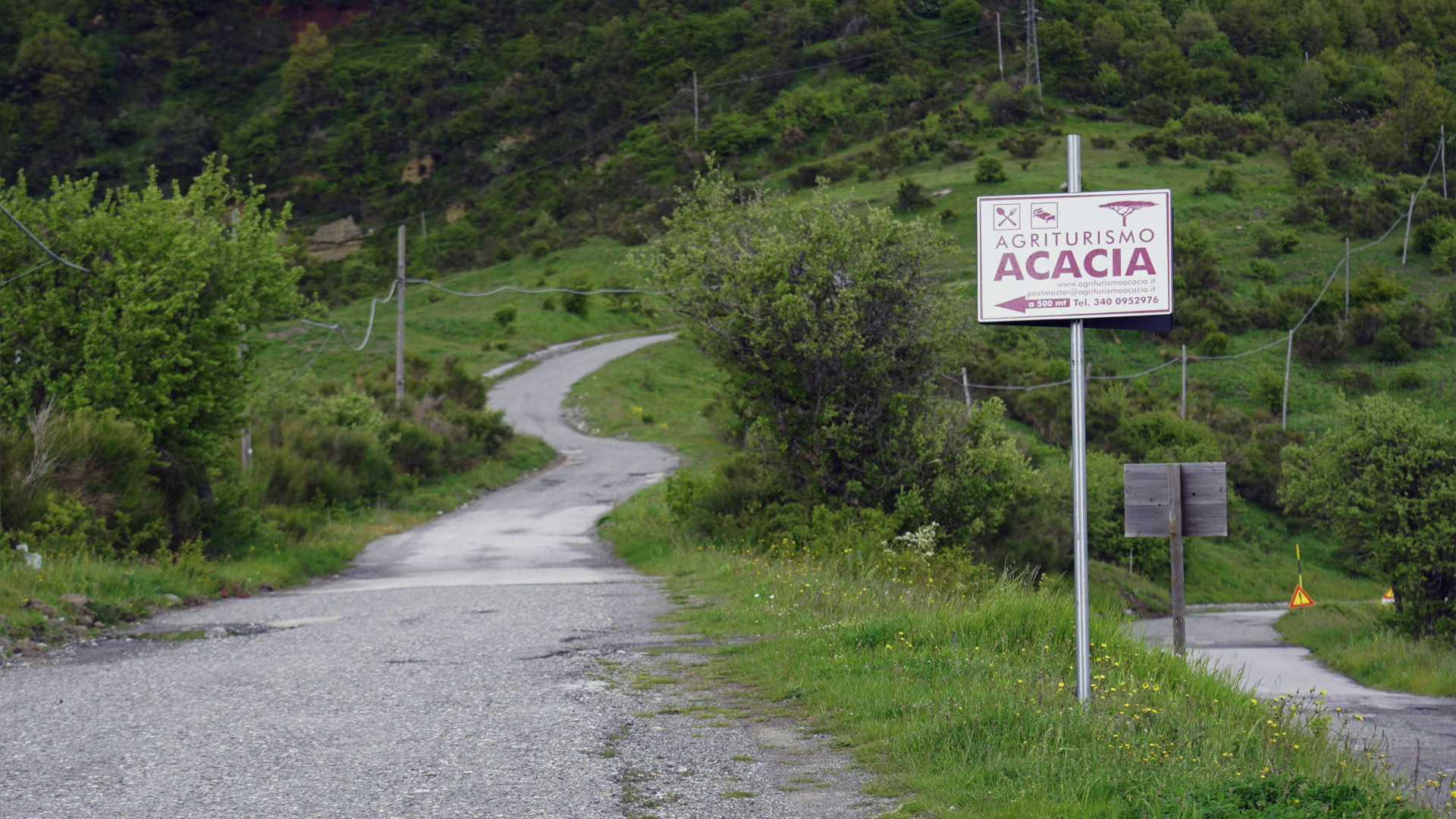 Come raggiungere Agriturismo Acacia
